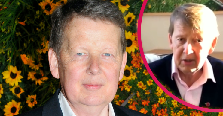 Bill Turnbull admits good days and bad days