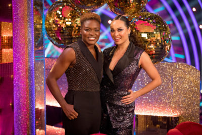 Claudia Winkleman breaks silence on Nicola Adams and Katya Jones exit