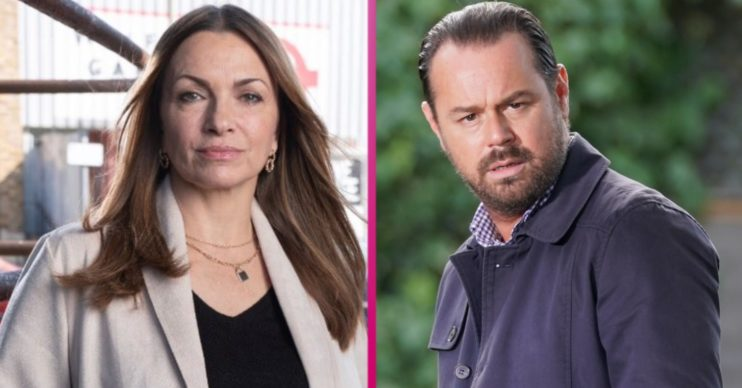Simone Lahbib abused Mick Carter as a child