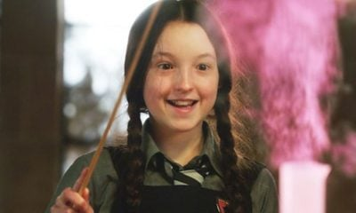 Bella Ramsey in Worst Witch