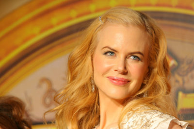 Nicole Kidman attends the premiere of The Golden Compass
