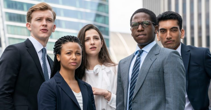 Industry cast BBC Two
