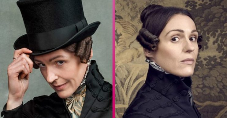 Suranne Jones stars in Gentleman Jack