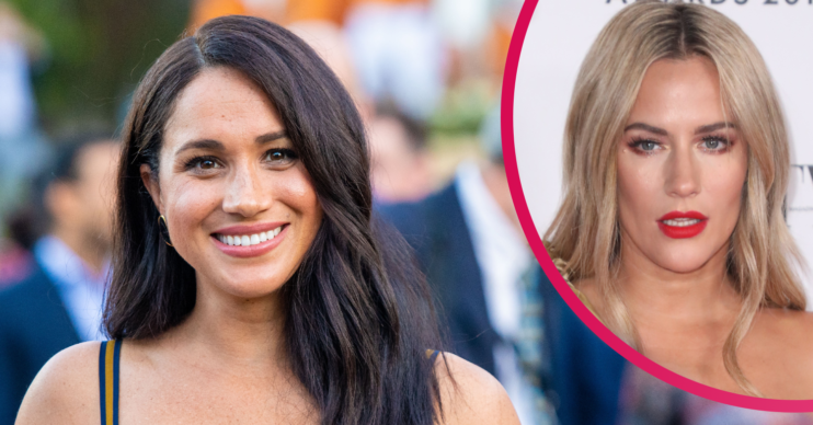 Meghan Markle sends heartfelt message initiative set up after Caroline Flack's death