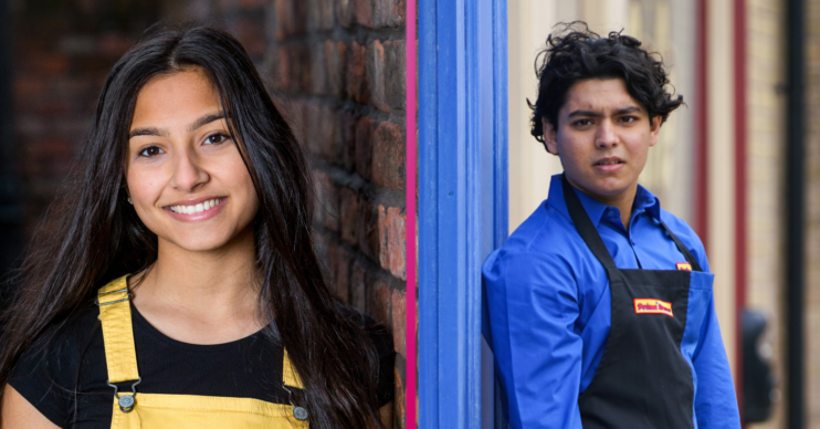 Corrie viewers fear 'honour killing stryline' for Asha and her brother Aadi