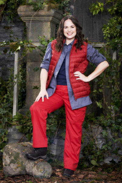 Giovanna Fletcher I'm A Celebrity