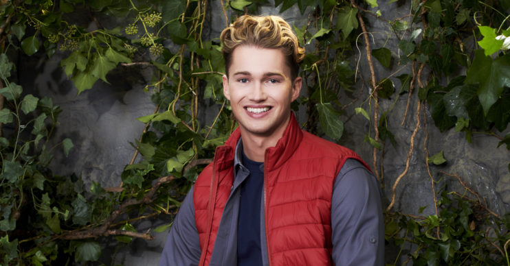 AJ Pritchard takes dig at Strictly before I'm A Celebrity