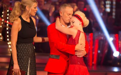 Robert Rinder says goodbye to Strictly