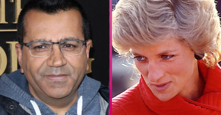martin bashir and princess diana