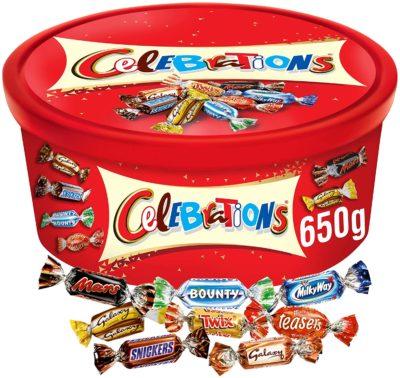 Tub of Celebrations