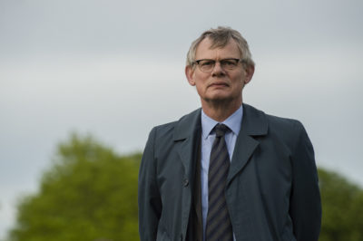 Martin Clunes as DCI Colin Sutton in Manhunt II The Night Stalker