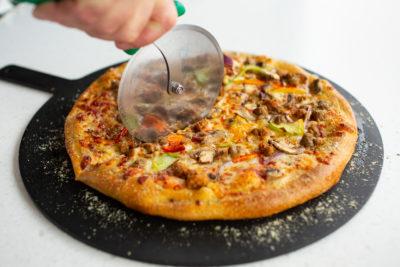 New vegan pizza from Pizza Hut