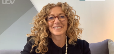 Kelly Hoppen on This Morning