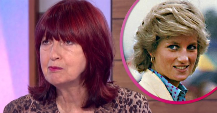 Janet Street Porter shares thoughts on Princess Diana interview on Loose Women
