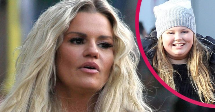 kerry katona and daughter molly marie