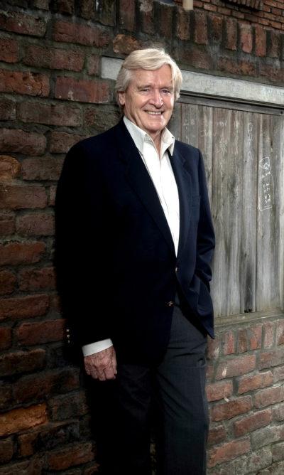 William Roache as Ken Barlow in Coronation Street