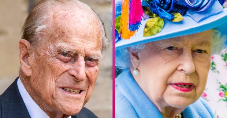 the queen and prince philip covid-19 vaccine