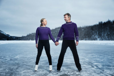 Dancing on Thin Ice with Christopher Dean and Jayne Torvill