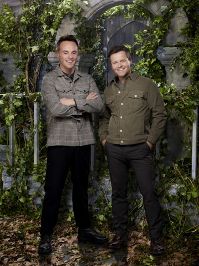 Ant and Dec show off first look at I'm A Celebrity castle