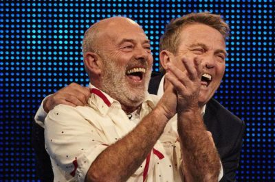keith allen on The Chase