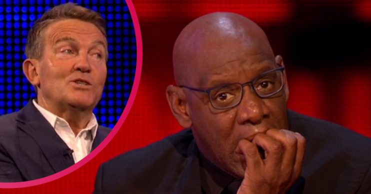 The Chase Shaun Wallace and Bradley Walsh