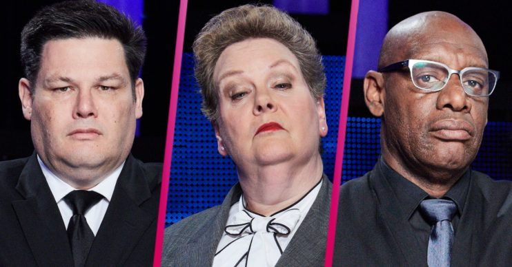 The Chasers' Road Trip starring Mark Labbett, Anne Hegerty and Shaun Wallace
