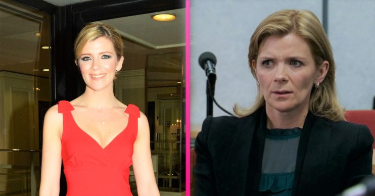 Jane Danson in Coronation Street