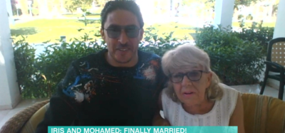 This Morning guest iris and Mohamed speak about their wedding