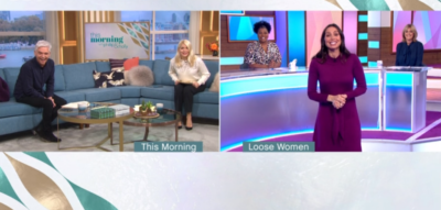 Christine Lampard on This Morning