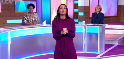 Christine Lampard on Loose Women