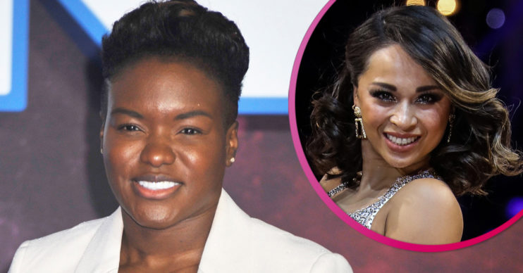 Strictly Nicola Adams and Katya Jones