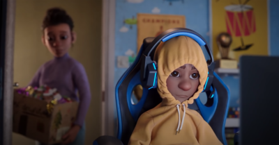 McDonald's 2020 Christmas advert