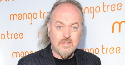 Bill Bailey is called 'the perfect gentleman' by oti mabuse