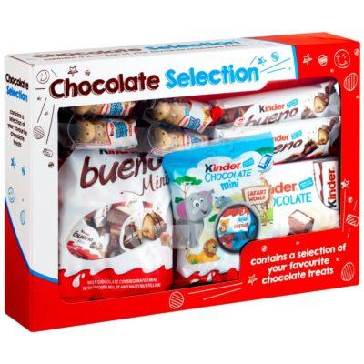 New Kinder chocolate hamper on sale for Christmas