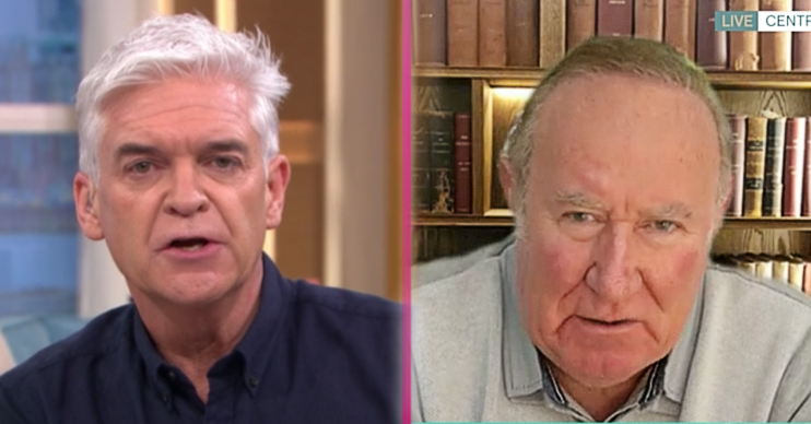 Andrew Neil blasts This Morning Phillip Schofield after confrontation interview