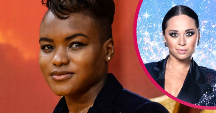 Strictly's Nicola Adams and Katya Jones