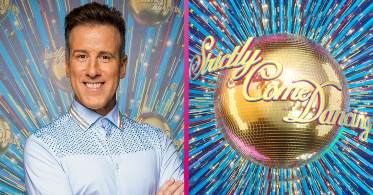 strictly Anton du beke
