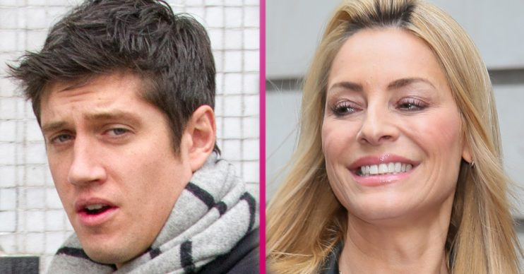vernon kay tess daly wedding