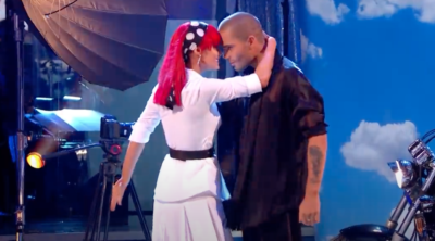 Dianne Buswell and Max George Strictly Come Dancing