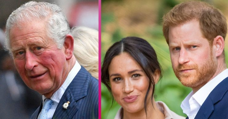 prince charles and meghan markle and prince harry