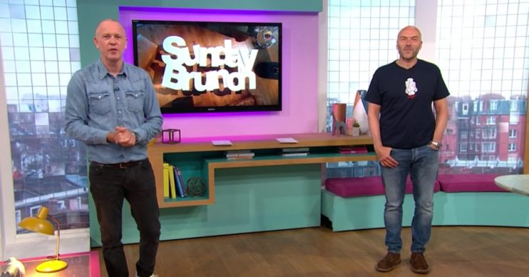 Sunday Brunch viewers have expressed their views on the new advert break