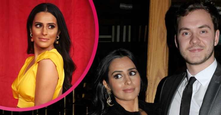 Sair Khan and ex boyfriend