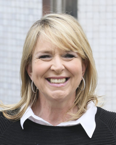 Fern Britton left This Morning in 2009