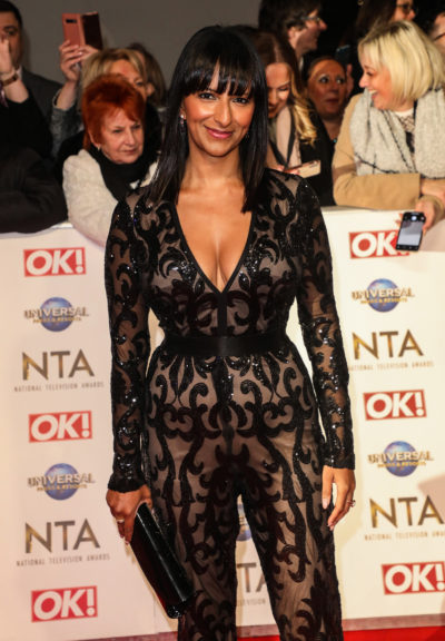 """Ranvir has spoken out saying Giovanni and Strictly has madeher look """"10 years younger""""."""