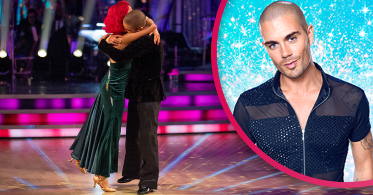 strictly max George