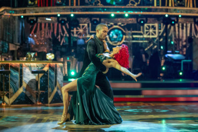 max and dianne dancing on strictly