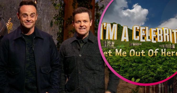 Ant and Dec hosting I'm A Celeb 2020