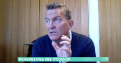 Bradley Walsh pays tribute to Des O'Connor