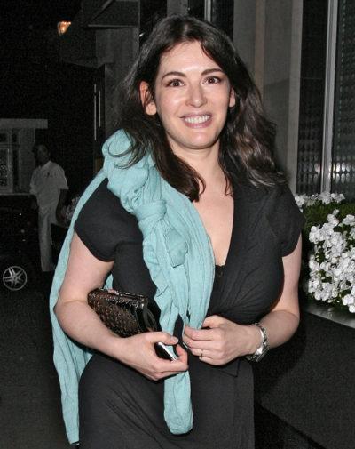 Nigella Lawson pictured in 2009