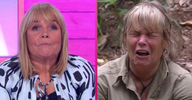 Loose Women star Linda Robson 'peed herself'